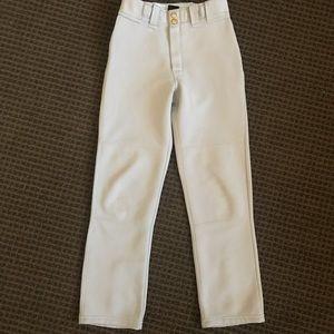 Easton Youth Large baseball pants